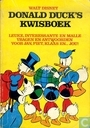 Donald Duck's kwisboek
