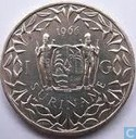 Suriname 1 guilder 1966