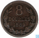 Guernsey 8 doubles 1889