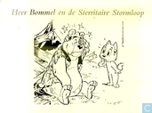 Comic Books - Bumble and Tom Puss - Heer Bommel en de sterritaire stormloop