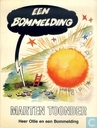 Comic Books - Bumble and Tom Puss - Een Bommelding