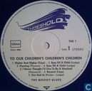 Disques vinyl et CD - Moody Blues, The - To our Children's Children's Children