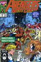 Comic Books - Avengers, The [Marvel] - Avengers West Coast 75
