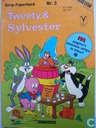 Tweety & Sylvester strip-paperback 3