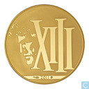 "France 50 euro 2011 (PROOF) ""XIII"""