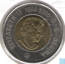 "Canada 2 Dollar 2006 ""10th Anniversary of the Toonie"""