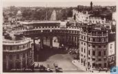 Admiralty Arch, Showing the Mall and Buckingham palace