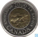 "Canada 2 Dollar 2000 ""Knowledge"""