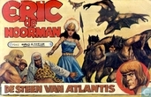 Comic Books - Eric the Norseman - De steen van Atlantis