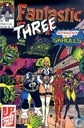 Comic Books - Fantastic  Four - Fantastic Three