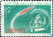 Yuri Gagarin's space flight
