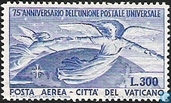 Postage Stamps - Vatican City - 75 years of UPU