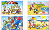 Strips - Donald Duck - Katrien 3