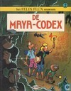 Strips - Felix Flux Museum, Het - De Maya-codex