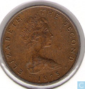 Isle of Man 1 new penny 1975