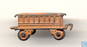 Wagon du train