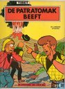 Comics - Chick Bill - De Patratomak beeft