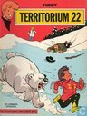 Comics - Chick Bill - Territorium 22