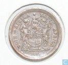 South Africa 2 cents 1995
