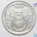 South Africa 5 rand 2001