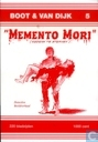 Comic Books - Boot & Van Dijk - 'Memento Mori'
