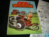 Bandes dessinées - Opa [Ryssack] - 't Is weer heibel in huize Roest Rust