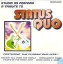 Studio 99 preform a tribute to Status Quo