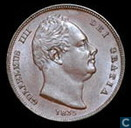 United Kingdom 1835 1 farthing