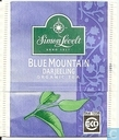 Tea bags and Tea labels - Simon Lévelt - Blue Mountain Darjeeling