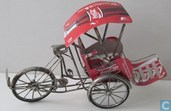 Coca Cola becak