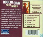 Disques vinyl et CD - Cray, Robert - New Blues