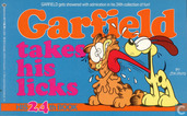 Garfield takes his licks