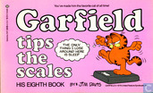 Garfield tips the scales
