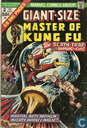 Giant size Master of kung fu