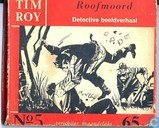 Comic Books - Tim Roy - Roofmoord
