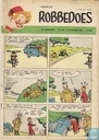 Bandes dessinées - Robbedoes (tijdschrift) - Robbedoes 549