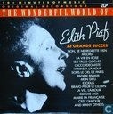 The wonderful world of Edith Piaf - 23 grands succes