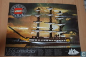 Lego USS Constellation