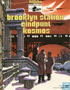 Strips - Ravian en Laureline - Brooklyn Station eindpunt Kosmos