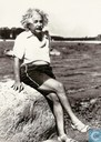Albert Einstein, c.1945. Photographer Unidentified