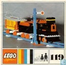 Lego 119 Super Train Set