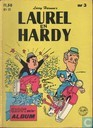 Comic Books - Laurel and Hardy - Groot serie-album
