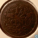 Coins - the Netherlands - Netherlands ½ cent 1917