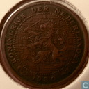 Coins - the Netherlands - Netherlands ½ cent 1930