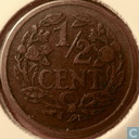 Coins - the Netherlands - Netherlands ½ cent 1914