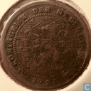 Coins - the Netherlands - Netherlands ½ cent 1921