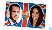 Handdoek William & Kate