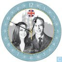 Klok William & Kate