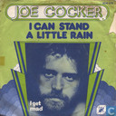 I can stand a little rain