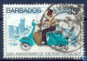 125 years of postal services law